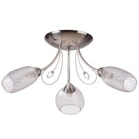 Crystal Modern Pendant Ceiling Light Chandelier Lamp