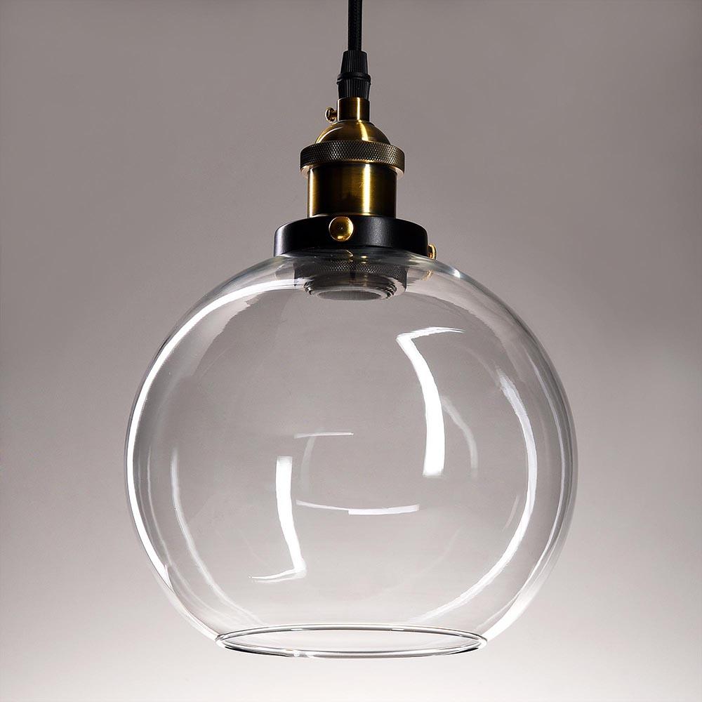 Round Pendant Light Shade