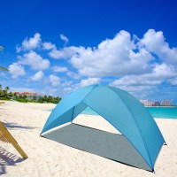 Popup Portable Beach Tent Canopy Sun Shade Shelter Outdoor
