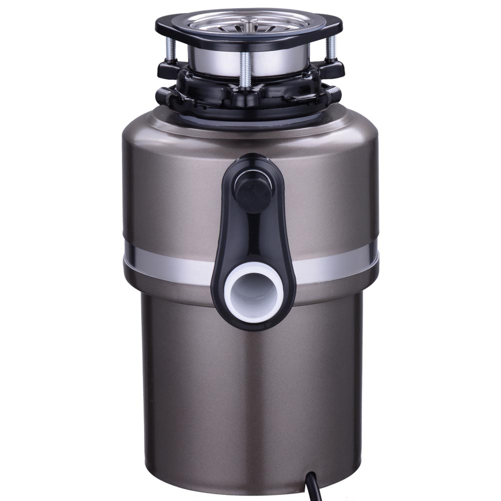 Garbage Disposal 34HP Continuous Feed Home Kitchen Food Waste w Plug Wattage  eBay
