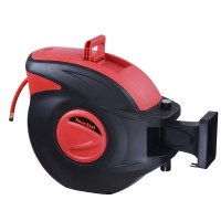 Retractable Air Compressor Hose Reel Auto Rewind Tools