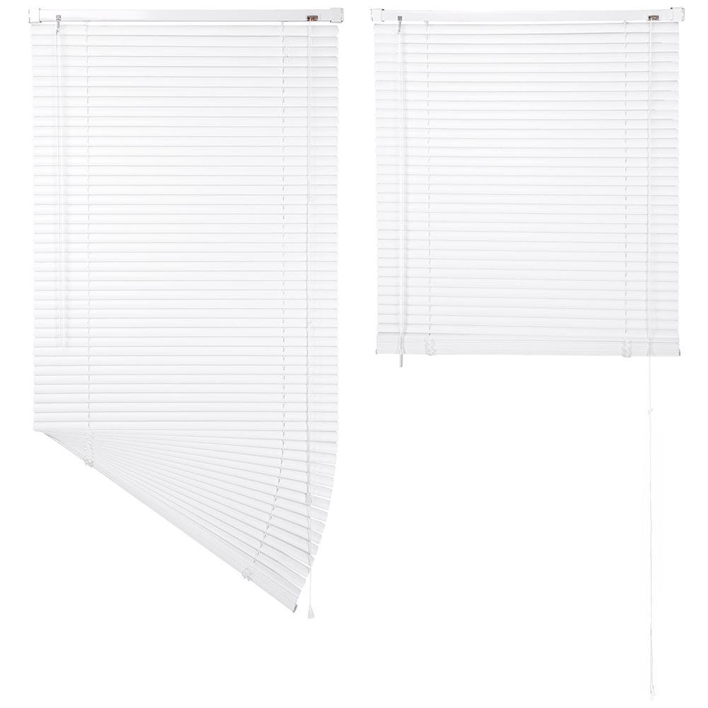 Window Blinds PVC Vinyl Venetian Mini Blind Shade 1