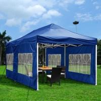 10'x20' Outdoor Patio EZ Pop Up Wedding Party Tent Canopy ...