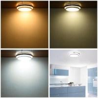LED Ceiling Light Flush Mount Fixture Lamp Bedroom Kitchen ...