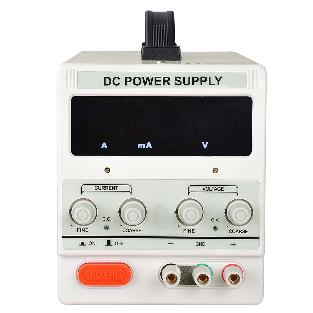 Simple Variable Power Supply 15 8211 30v 5a