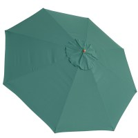 13FT Umbrella Replacement Canopy Cover 8 Ribs Outdoor ...