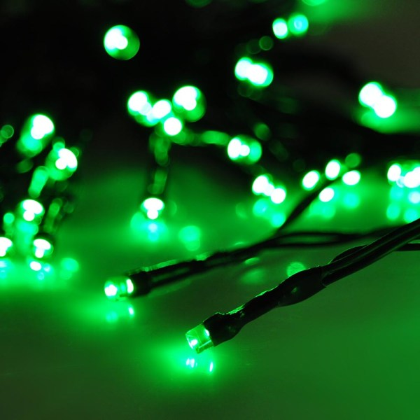 Led Solar Power String Light Outdoor Garden Christmas Party Decor Lamp Fairy