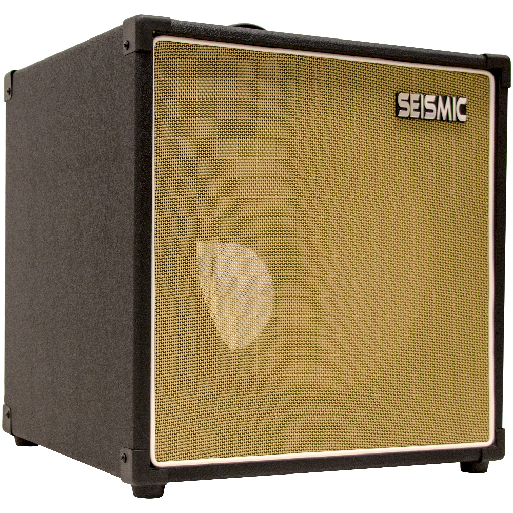 Seismic Audio 12 GUITAR SPEAKER CABINET EMPTY 1x12 Cube
