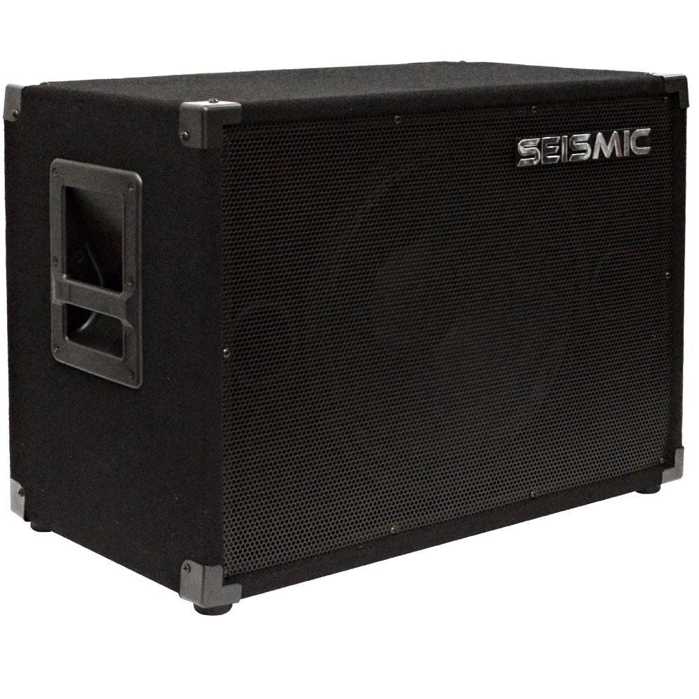 Seismic Audio NEW 1x15 BASS GUITAR SPEAKER CAB  300W 115
