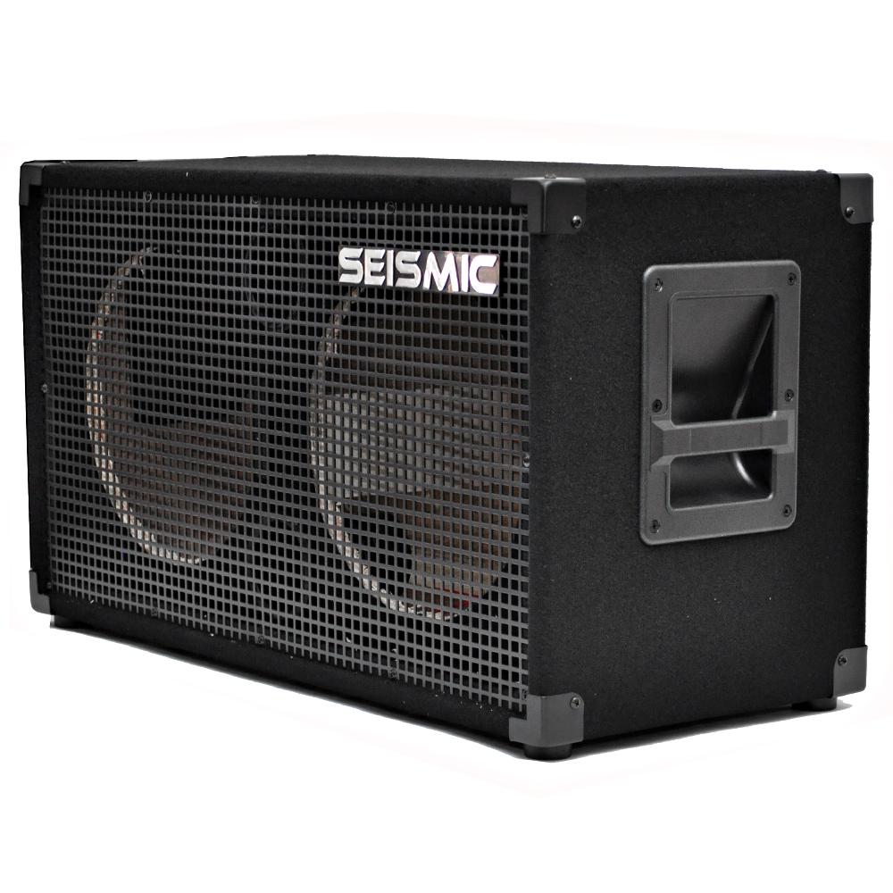 Seismic Audio 212 EMPTY GUITAR SPEAKER CABINET  2x12
