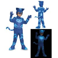 Toddler PJ Masks Deluxe Catboy Costume | eBay