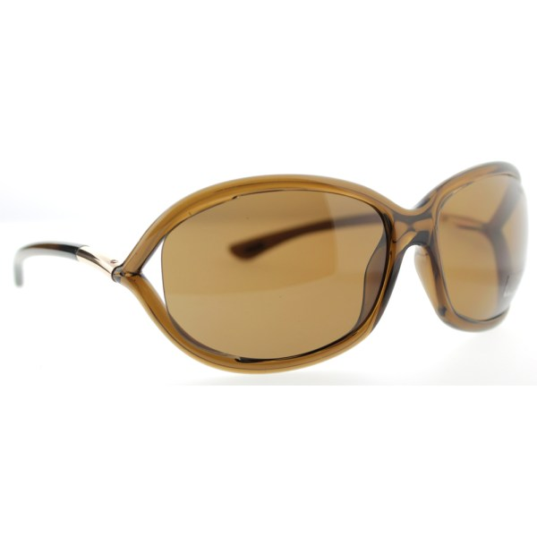 Tom Ford Jennifer Tf8 48h Brown Polarized Women' Soft