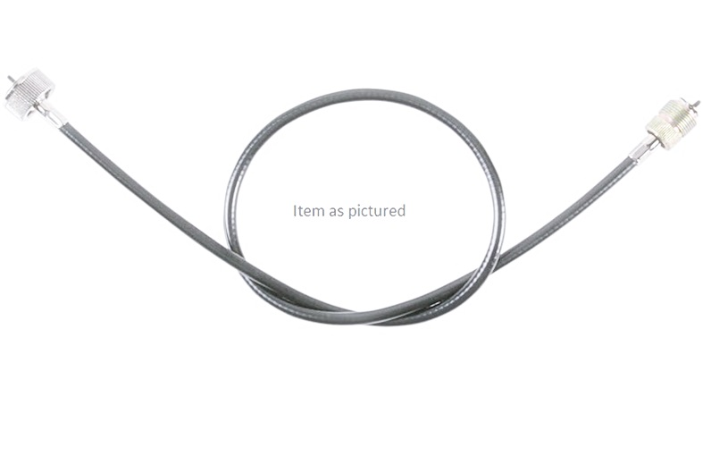 Transmission-Drive 31 in Speedometer Cable Black Vinyl