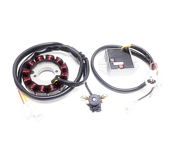 Trail Tech Electrical System Kit KTM 450 XC-W 2007 525 XC