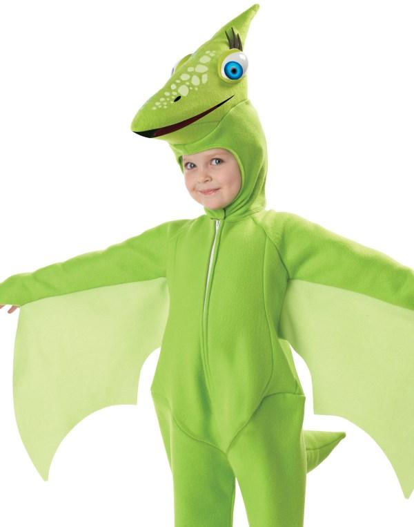Tiny Pteranodon Dinosaur Train Boys Toddler Costume