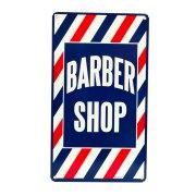 barber vintage style sign