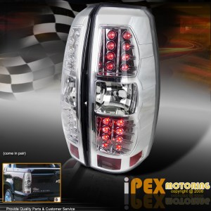 2007 2008 2009 2010 12 2013 Chevy Avalanche LED Tail Light