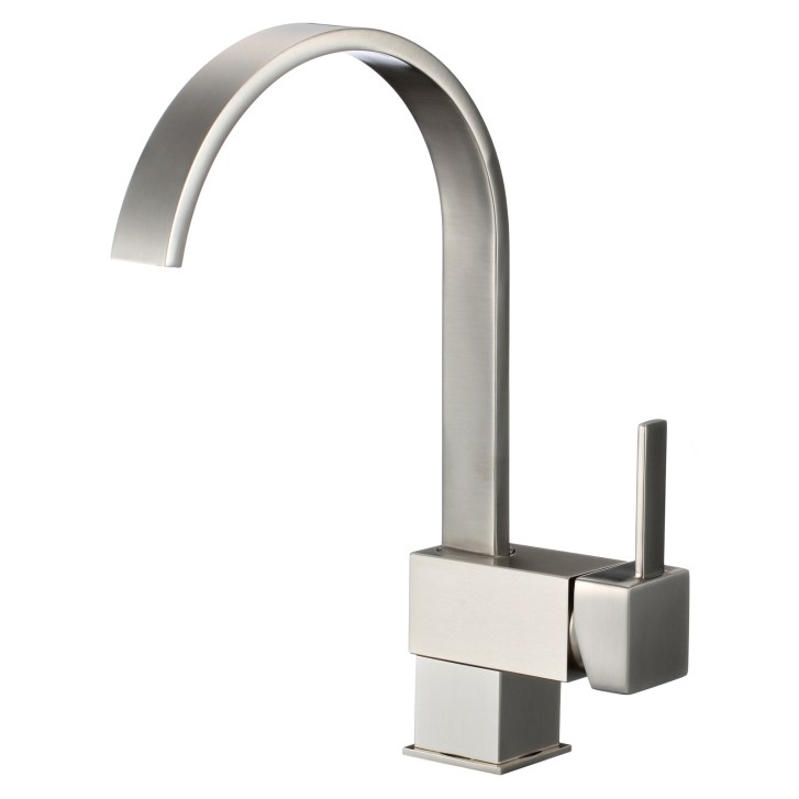 Details Modern Kitchen Bathroom Sink Faucet One Hole