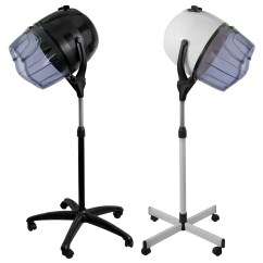 Chair Stand Up Reclining And Ottoman Salon Hooded Bonnet Hair Dryer Standing Rolling