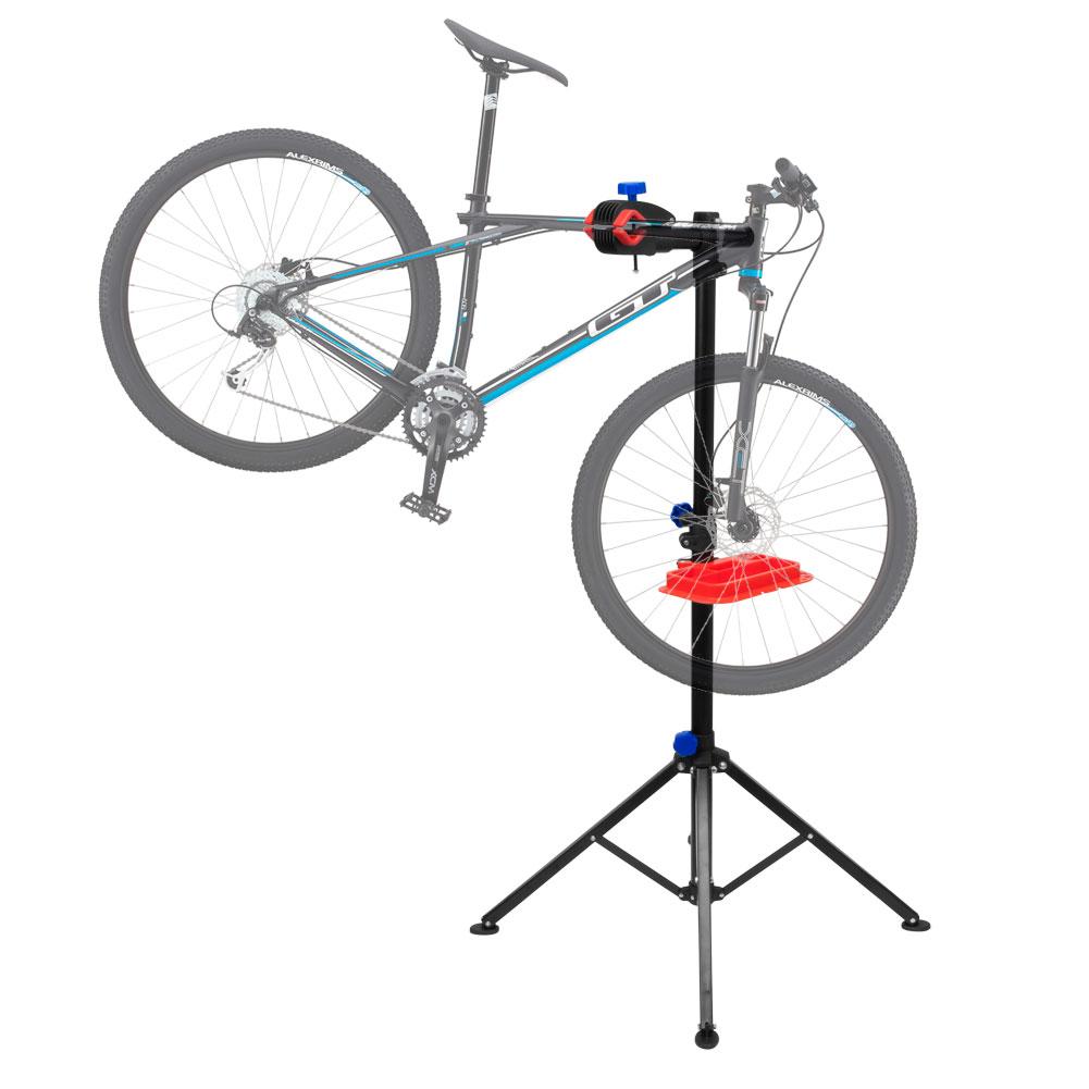 Adjustable 6' Bike Repair Work Stand & Telescopic Arm