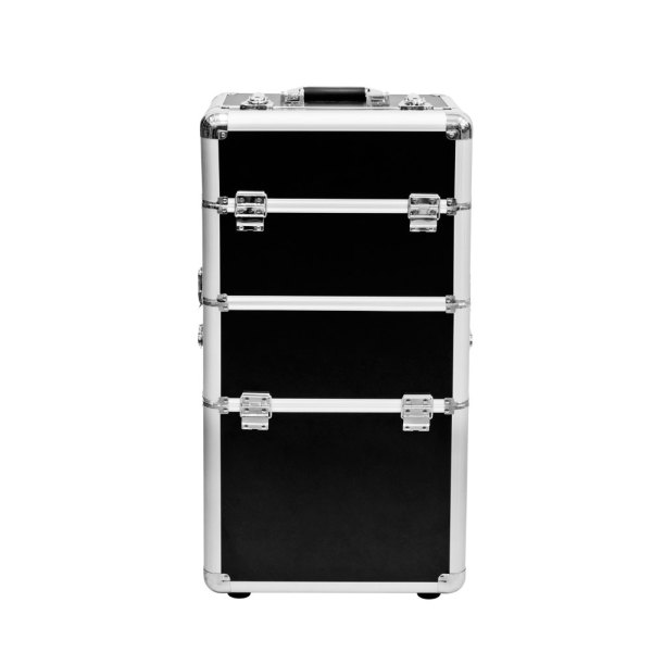 Rolling Makeup Cosmetic Organizer Case