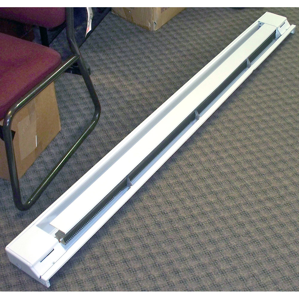 72quot Electric Baseboard Heater 120 Volts 1500 Watts