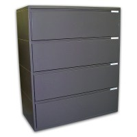 Herman Miller 42 Meridian 4-Drawer Lateral Files File ...