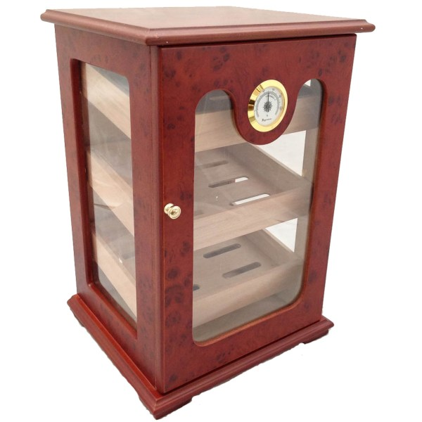 Cigar Humidor Display Case