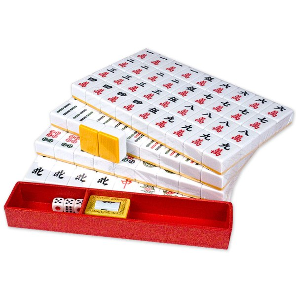 Ymi Chinese Mahjong Mah-jongg Professional Game Set