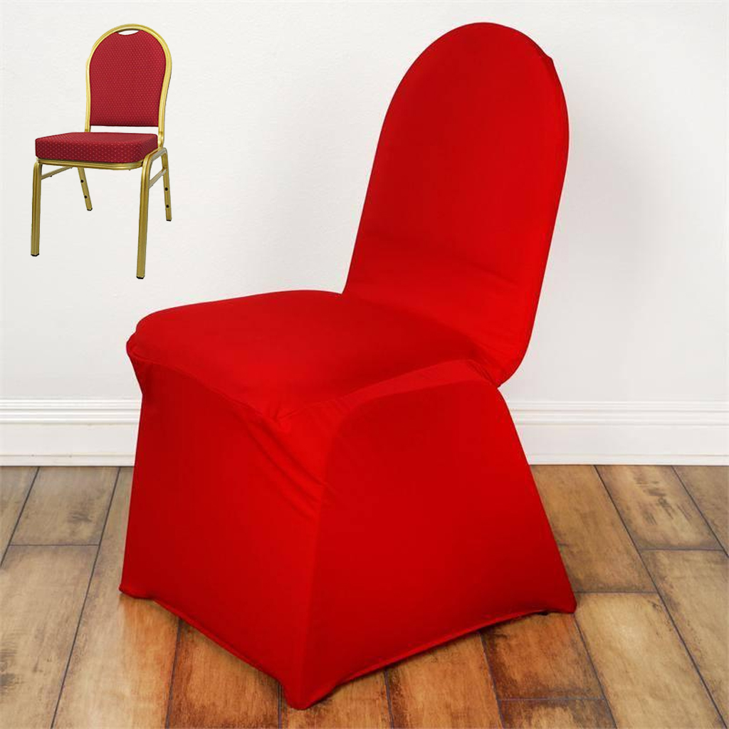 chair covers for event office amazon stretchy spandex fitted banquet cover dinning