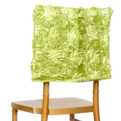 Chair Covers Decorations Costco Kids Chairs Apple Green Cover Square Top Cap Party Wedding Reception Details About