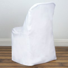 Efavormart Wedding Chair Covers Cushions With Ties Uk 200 X Polyester Folding Flat Cover Trade