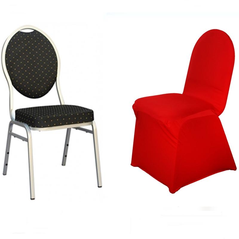 red spandex chair sashes revolving bangladesh price 250 pcs wholesale lot stretchable covers