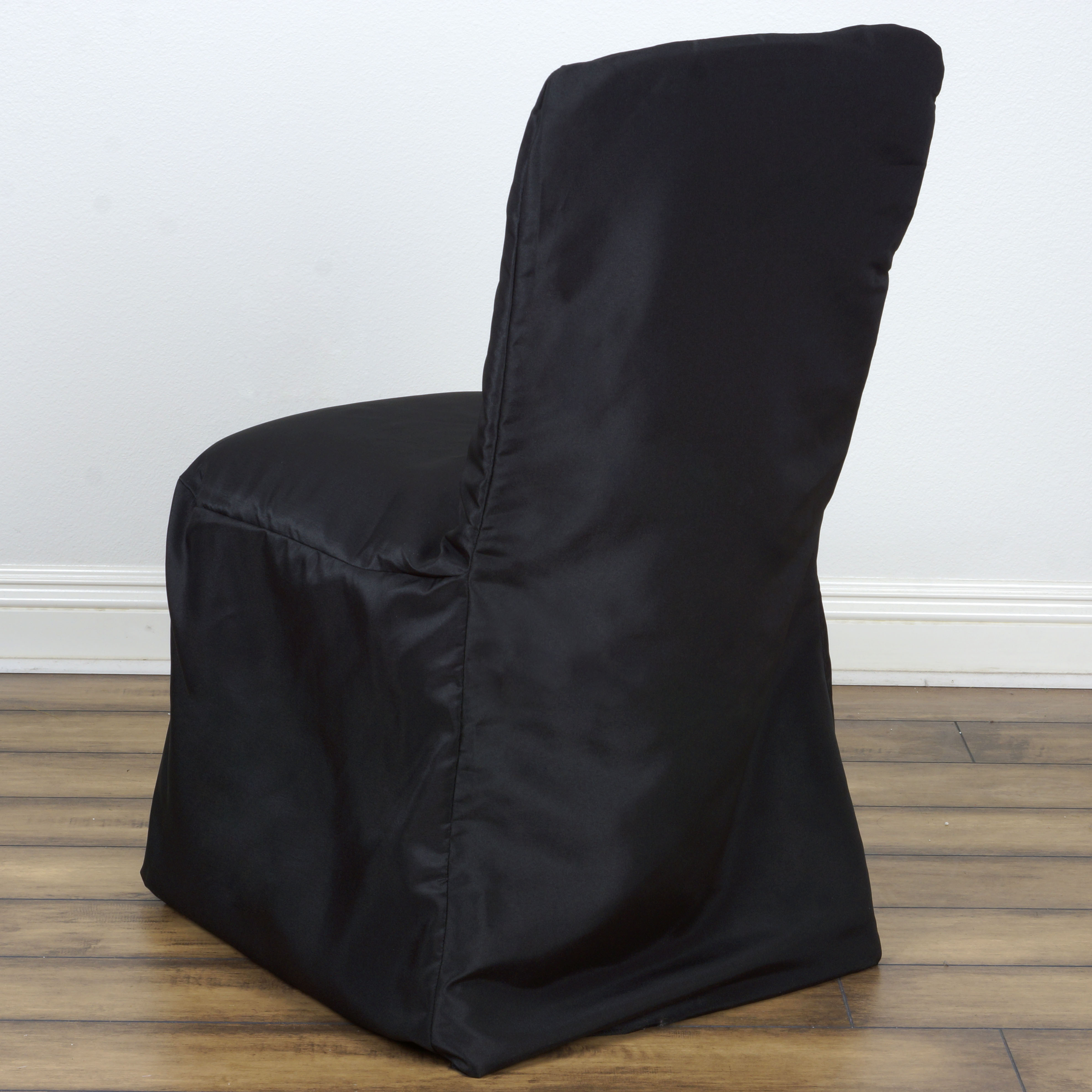 chiavari chair covers ebay and linens rentals 1 black square top polyester banquet cover sample wedding store pages