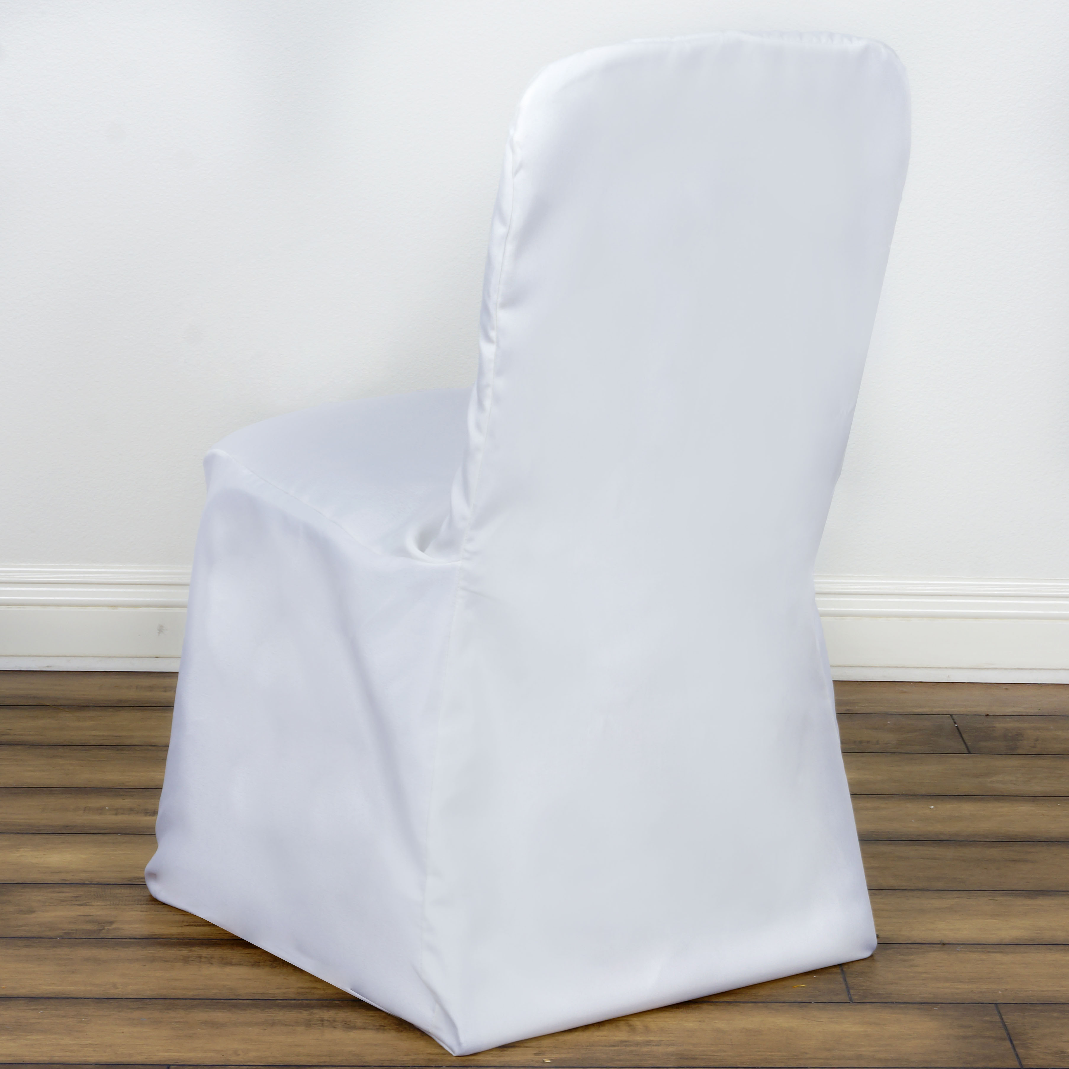banquet chair covers wholesale that converts to single bed 100 pcs square top polyester