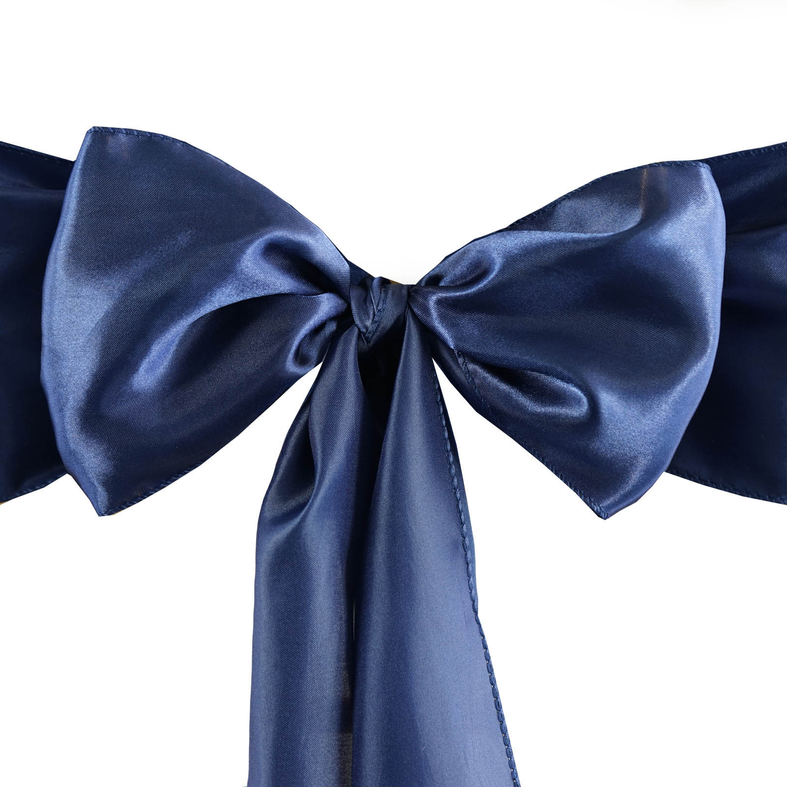 100 Satin CHAIR SASHES Ties Bows Wedding Party Catering