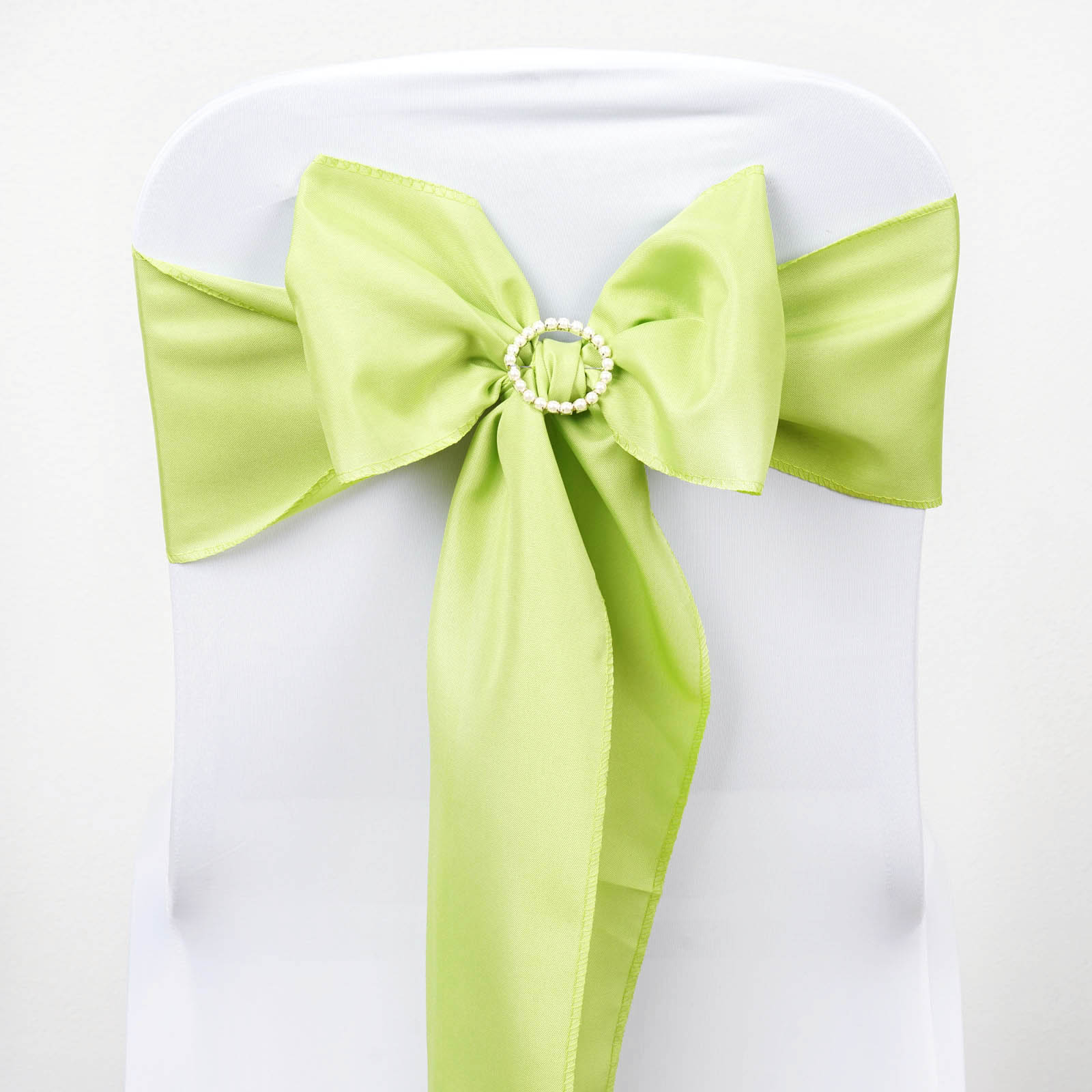 200 Polyester CHAIR SASHES Ties Bows Wedding Party