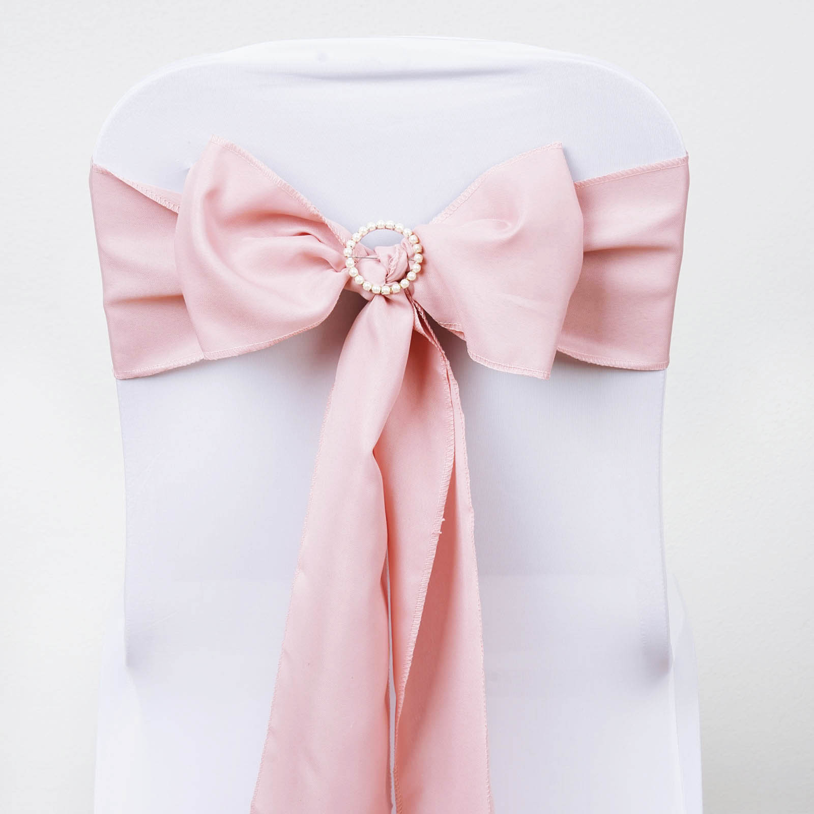 Chair Bows 20 Polyester Chair Sashes Ties Bows Wedding Party Ceremony
