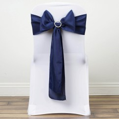 Bow Ties For Chairs Pool Chair Float 100 Polyester Sashes Bows Wedding Party