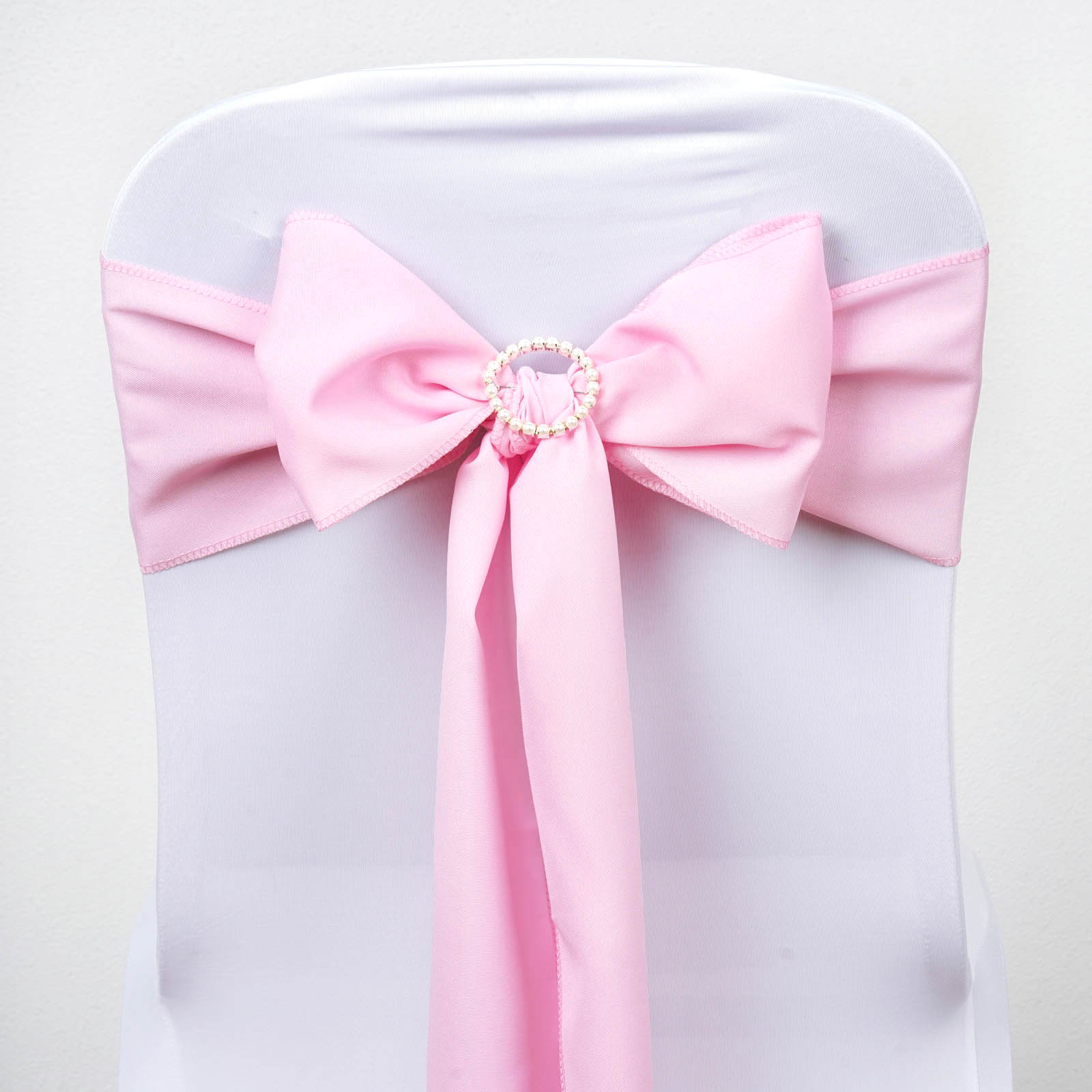 Chair Bows 150 Polyester Chair Sashes Ties Bows Wedding Party