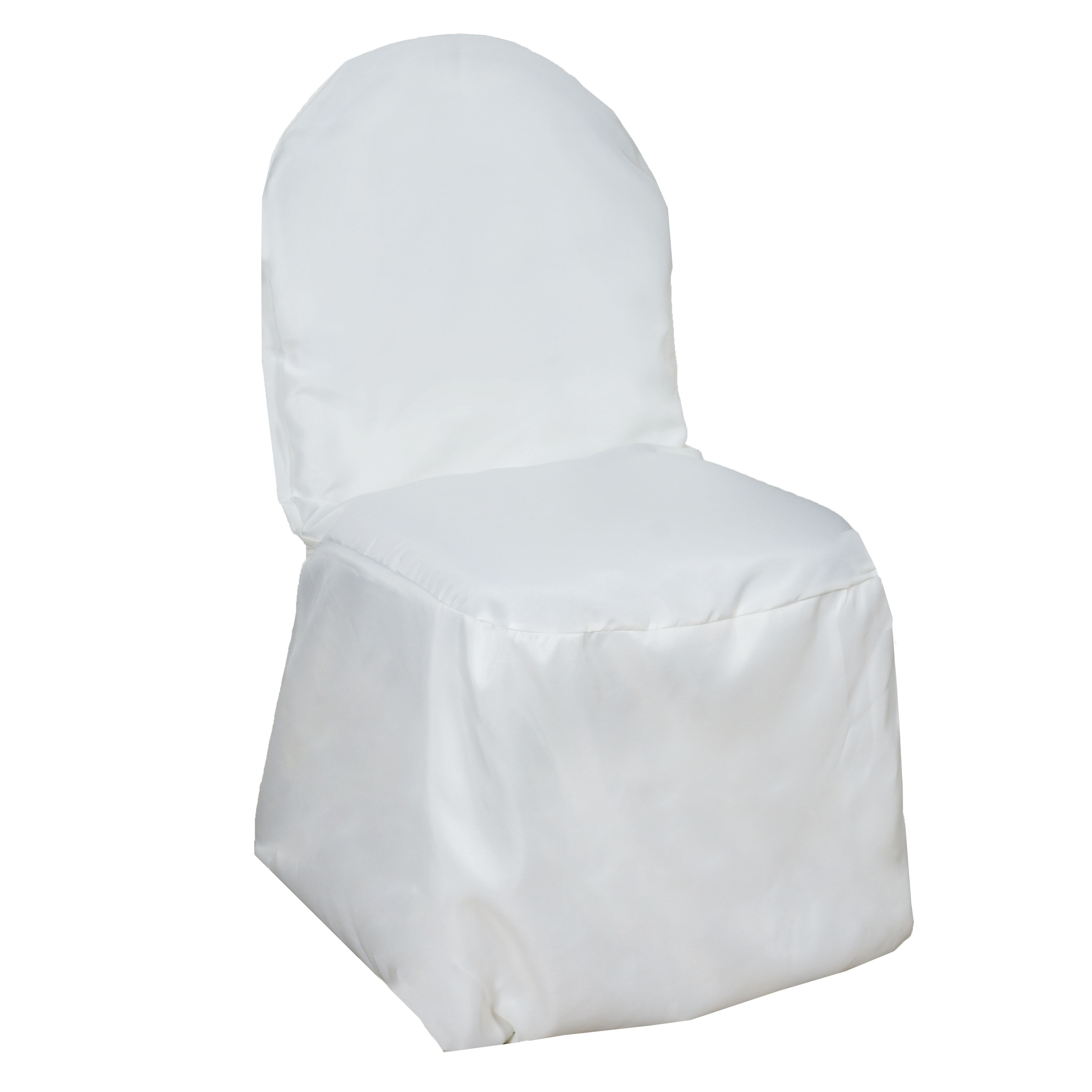 chair covers event with steel legs 100 pcs polyester banquet wedding reception