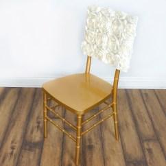 Decorative Chair Covers Wedding Grey Crushed Velvet Bedroom 100 Pcs Satin Ribbon Roses Square Cap
