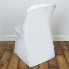 Chair Covers And Linens Overstuffed A Half With Ottoman 25 Pcs Lifetime Folding Slipcovers Polyester