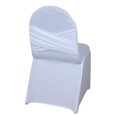 Spandex Chair Covers Banquet Costco Furniture Chairs 100 Pc Cover Stretchable Crisscross