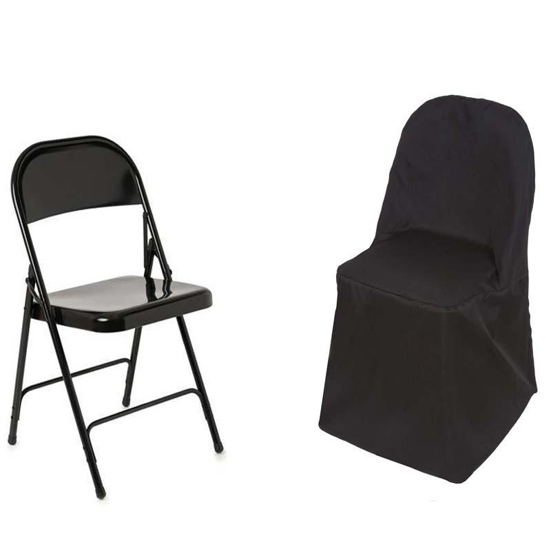 wholesale folding chairs sweet 16 chair decorations 50 round polyester fabric covers wedding party