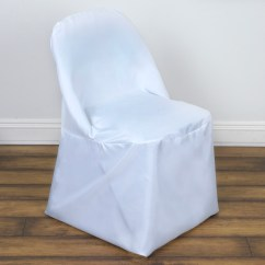 Folding Chair Covers For Wedding White Wishbone Replica 50 Round Polyester Fabric