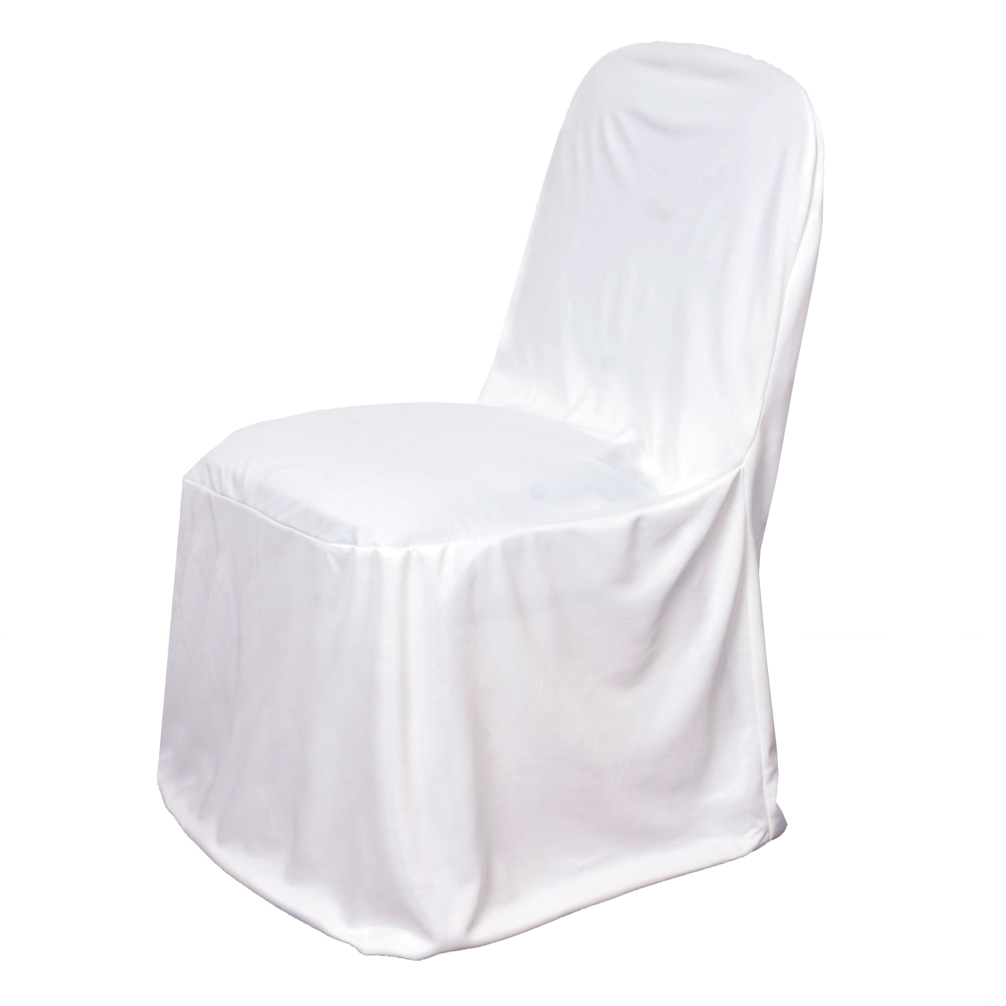 ebay ivory chair covers office elbow pads stretch scuba wedding party supplies