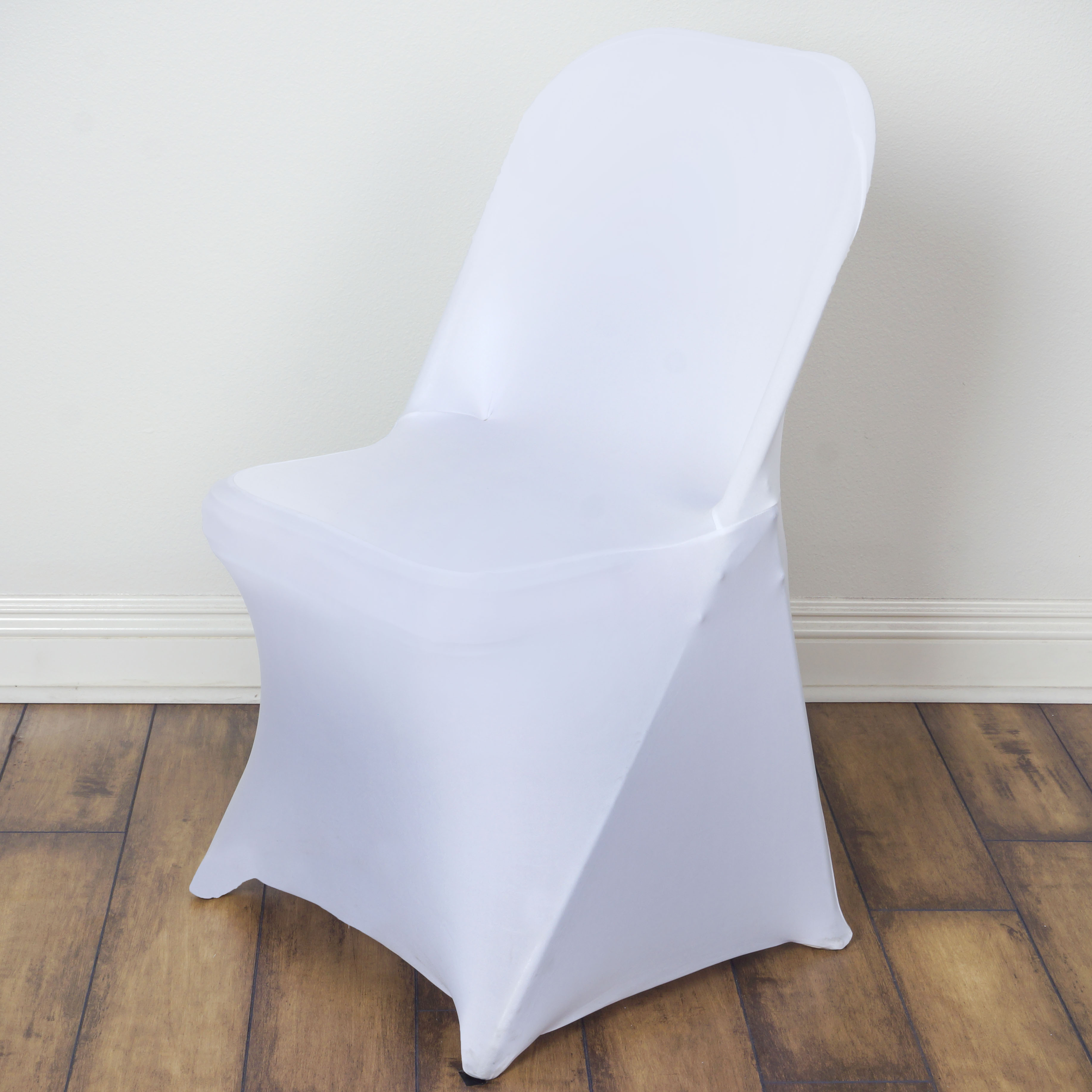 50 pcs Spandex Fitted Folding CHAIR COVERS for Wedding