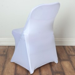 Chair Covers Spandex Wedding Eames Lounge Replica 25 Pcs Fitted Folding For