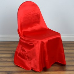 Chair Covers At Wedding Reception Swivel Chairs Usa Universal Satin Pillowcase Party